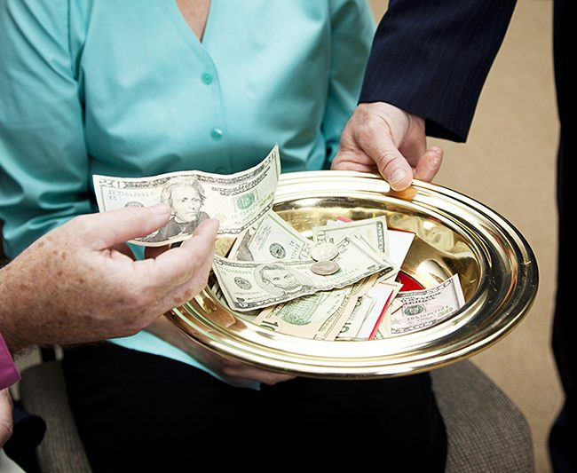 U.S. authorities have charged three Maryland men, who presented themselves as pastors to defraud more than 1,000 church members and other investors in a $28 million Ponzi scheme.